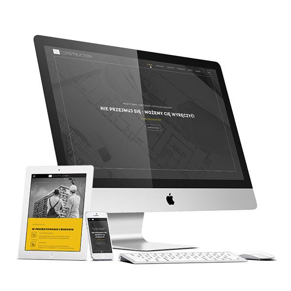 Strona internetowa - pakiet Corporate