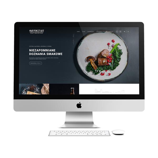 Strona internetowa - pakiet Premium